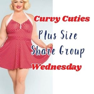 7/17 (CLOSED) PLUS SHARE GROUP: Curvy Cuties